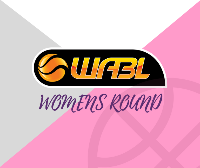 WABL recognises Mother's Day and Women's Round