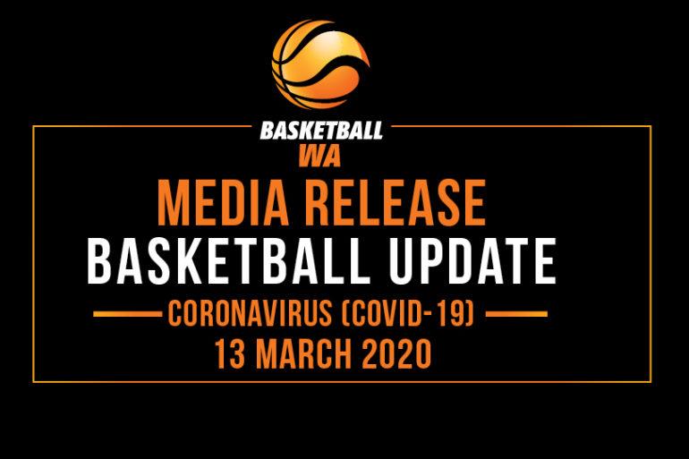 Basketball Update            Novel Coronavirus (COVID-19)