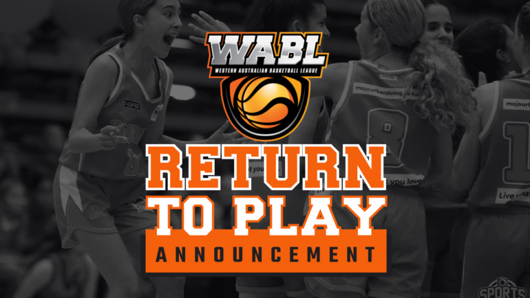 ANNOUNCEMENT – RETURN TO PLAY